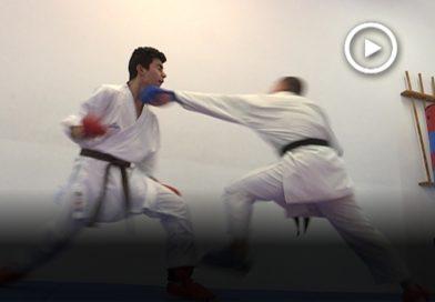 El Club Karate Montornès torna amb un or i dos bronzes de la primera ronda de la Lliga Nacional