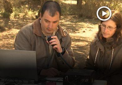 L'associació de radioaficionats de Mollet difon el Dia Mundial de la Síndrome de Down