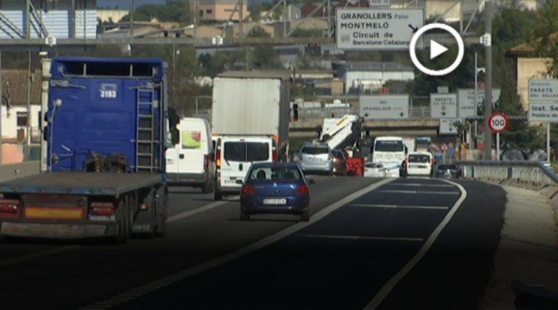 La Generalitat estudia connectar Montmeló directament amb la C-17, l'AP7 i la C-33