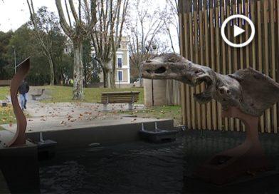 Una escultura per homenatjar la memòria dels paretans represaliats pel franquisme