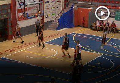 El Recanvis Gaudí Mollet debuta a la lliga regular d'EBA contra el Castelldefels