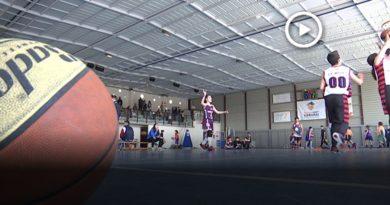 100 jugadors participen en el3×3del Sant Gervasi