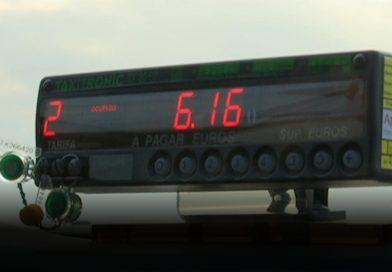 La majoria de taxistes del Baix Vallès no fan vaga