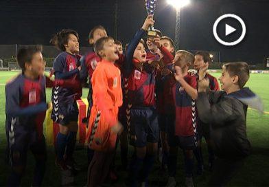 Disset equips participen en la segona edició de la Parets Cup de futbol