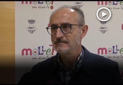 L'alcalde de Mollet suspèn les relacions institucionals amb l'Ajuntament de Sant Fost