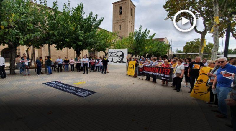 Centenars de persones es concentren al Baix Vallès en contra la sentència del Tribunal Suprem