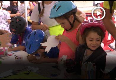 La Diada de la Bicicleta, l'activitat més participativa de la Setmana de la Mobilitat a Parets