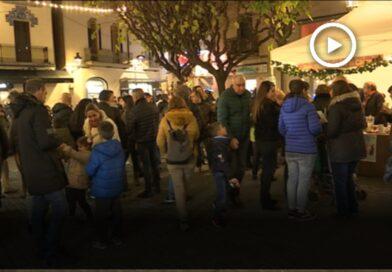 El comerç local inicia la campanya nadalenca amb la Fira de Nadal de Mollet