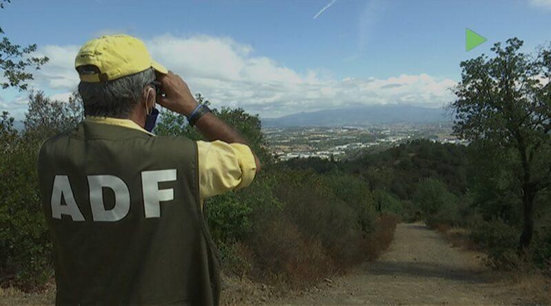 El risc d'incendi continua alt al Baix Vallès