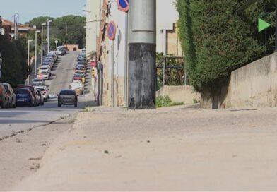 Martorelles farà més accessibles les voreres dels carrers Anselm Clavé i de la Indústria