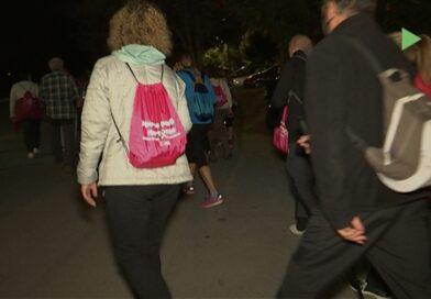 La Caminada Nocturna de Martorelles contra el Càncer de Mama recapta 1.806 euros