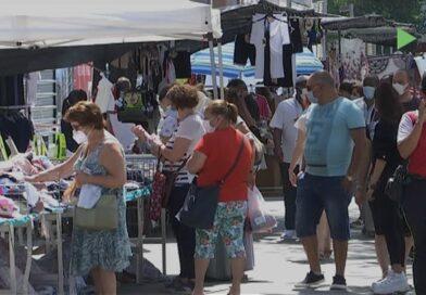 El mercat setmanal de Mollet es tornarà a fer a partir de la setmana vinent