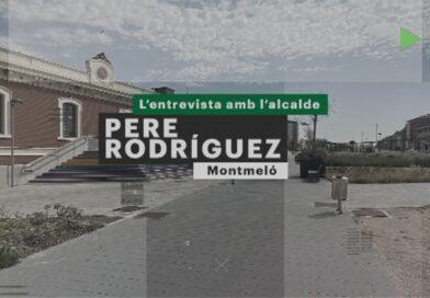 Entrevista amb l'alcalde de Montmeló, Pere Rodríguez