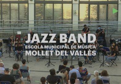 Concert Jazz Band Escola Municipal de Música de Mollet del Vallès