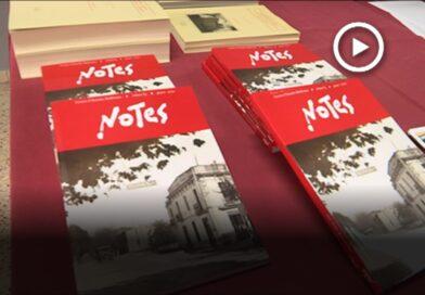 El Centre d'Estudis Molletans presenta el darrer volum de la revista 'Notes'