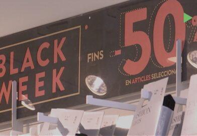 Els comerços de Mollet allarguen el Black Friday durant tota la setmana per evitar aglomeracions