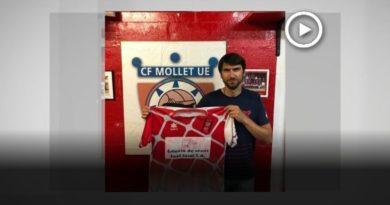 Jordi López, nou entrenador del CF Mollet UE