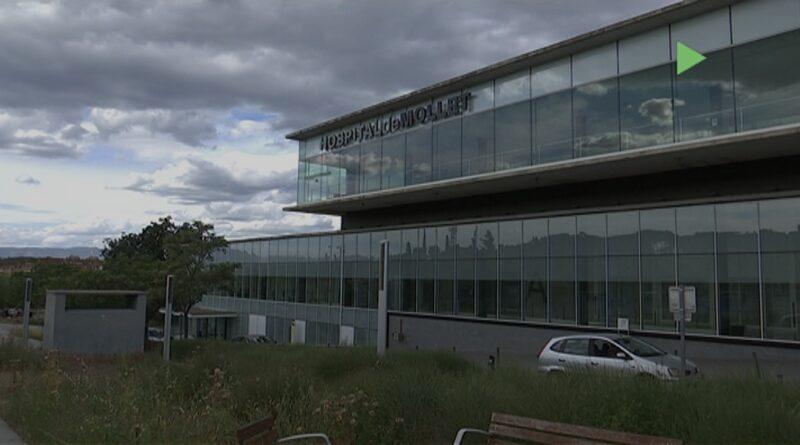L'Hospital de Mollet té 37 ingressats per Covid, 10 persones més que fa una setmana