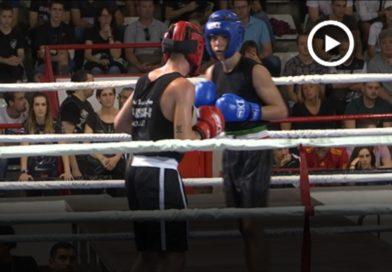 El pavelló de Riera Seca de Mollet acull una jornada per promocionar el kickboxing