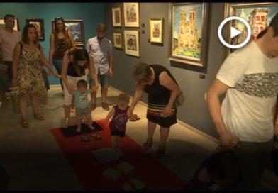 El Museu Abelló organitza activitats per descobrir l'art amb els cinc sentits