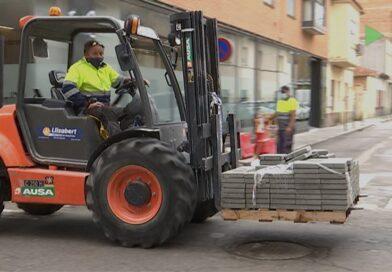L'Ajuntament de Mollet destina més de 137.000 euros per millorar el carrer Sant Jordi i Pau Picasso