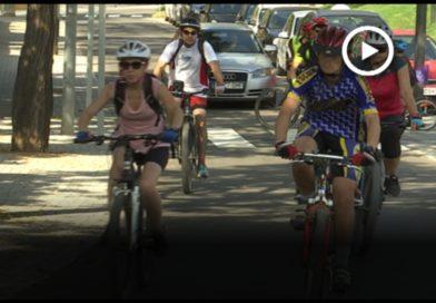 Pedalada Sostenible per promoure la connexió dels municipis baix vallesans a través de rutes ciclistes
