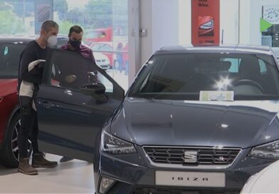 Es posa en marxa el Pla Renove que preveu ajudes de fins a 4.000 euros per renovar el cotxe