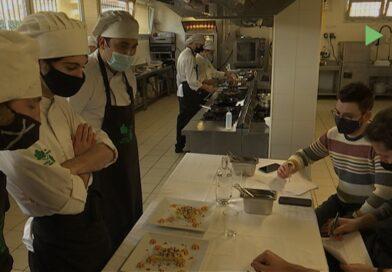 Un concurs de cuina i de còctels per tancar la setmana gastronòmica a l'Escola d'Hoteleria VO